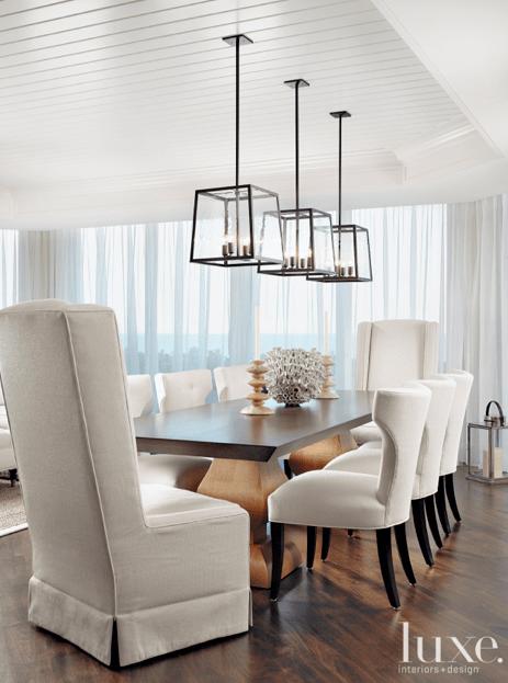 Rectangular Dining Room Light Fixtures