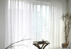 Living Room Sheer Curtains
