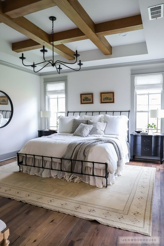 Joanna Gaines Bedroom