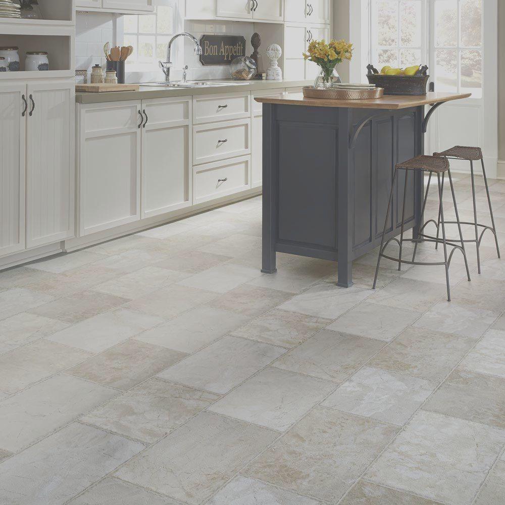 Kitchen Vinyl Floor Tiles