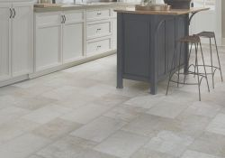 Kitchen Vinyl Floor Tiles