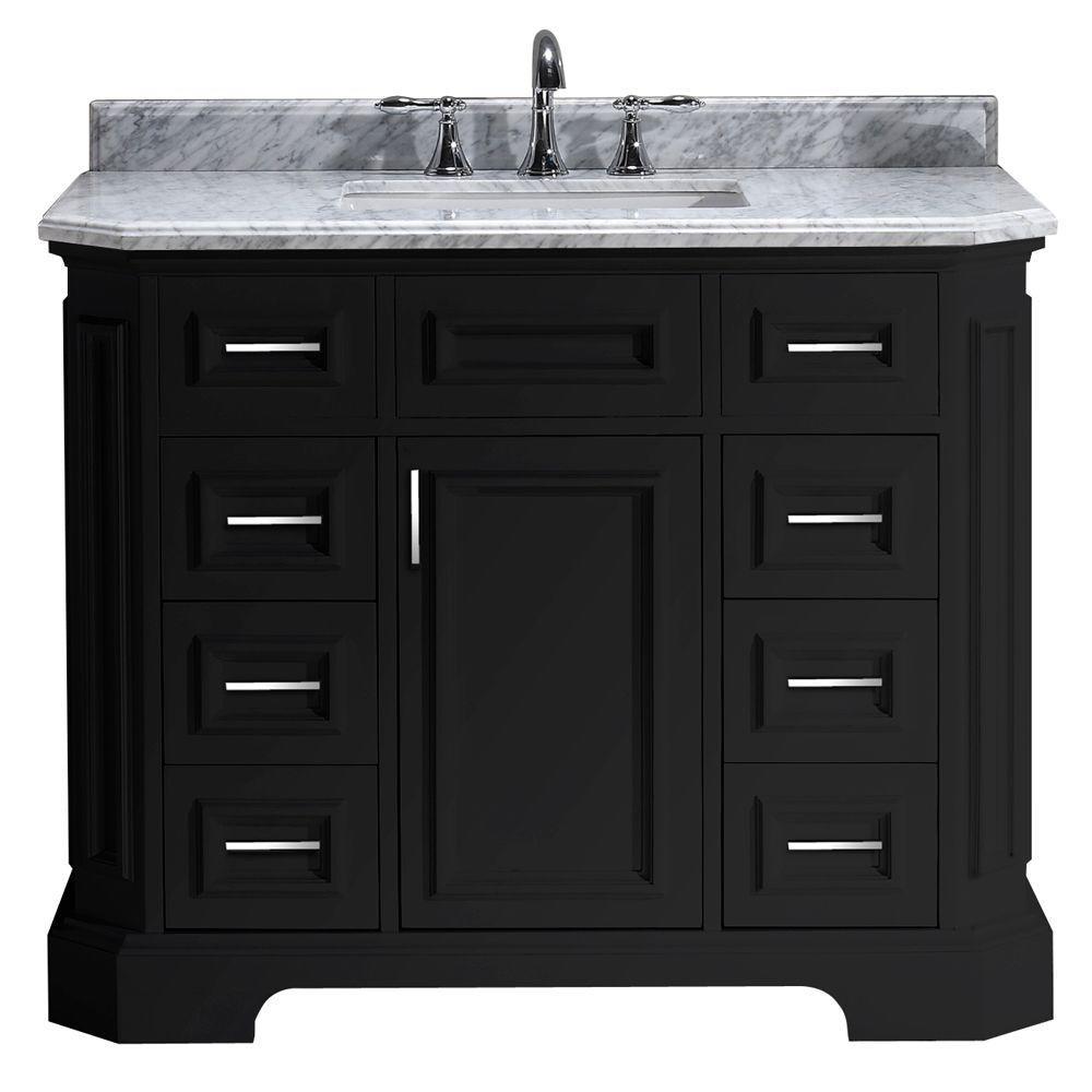42 Bathroom Vanity With Top