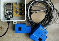 DIY Home Energy Monitor