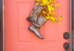 Front Door Decorations For Spring And Summer