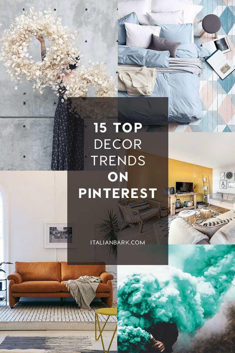 Spring 2020 Home Decor Trends