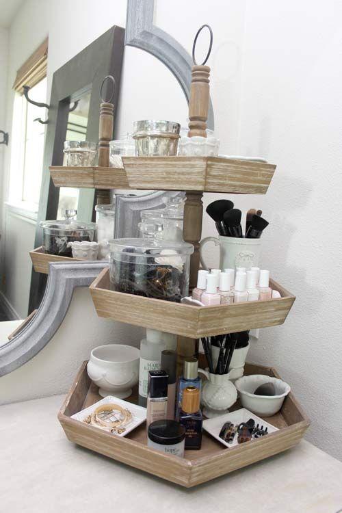 Bathroom Makeup Organizer
