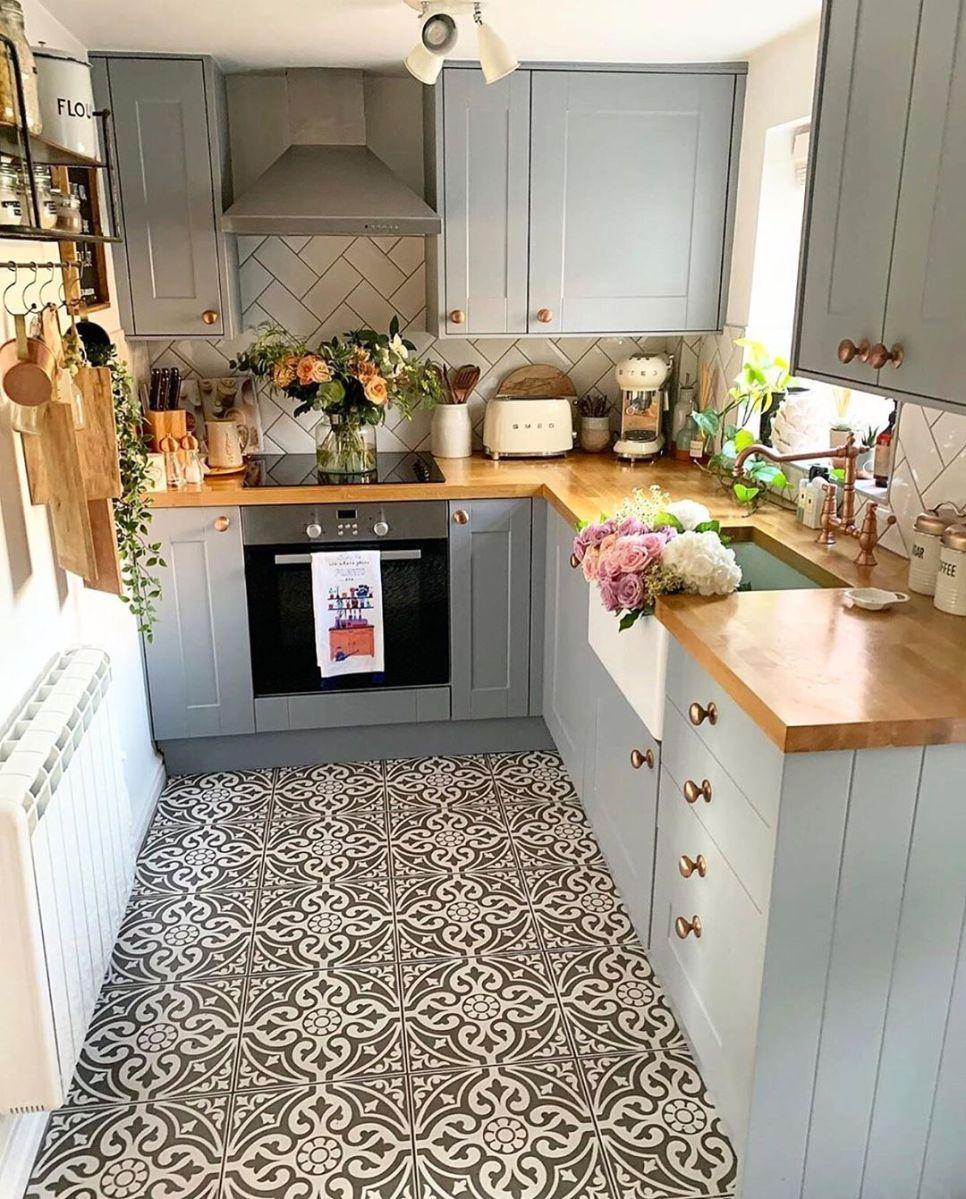 Small Kitchen Design 2020