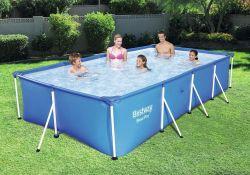 Steel Frame Swimming Pool