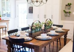 Fixer Upper Dining Rooms