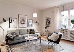 Scandinavian Design Living Room
