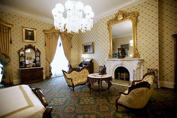 Lincoln Bedroom White House