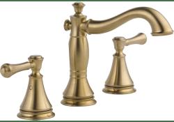 Champagne Bronze Bathroom Faucet