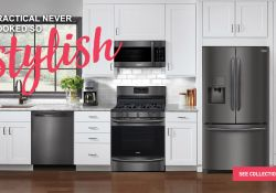 Kitchens With Black Stainless Steel Appliances