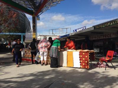 Toakase Women's Group. Image courtesy of Otara Business Association.
