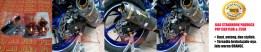 Jalu standhook paddock CBR150R&CBR250R warna ORANGE. Dalam 1 set-nya terdiri atas 2 pcs jalu dan 2 pcs breketnya. Rp190.000,- per set.
