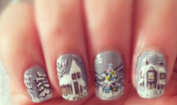 SNB #34 – Winter Nails (5/5)