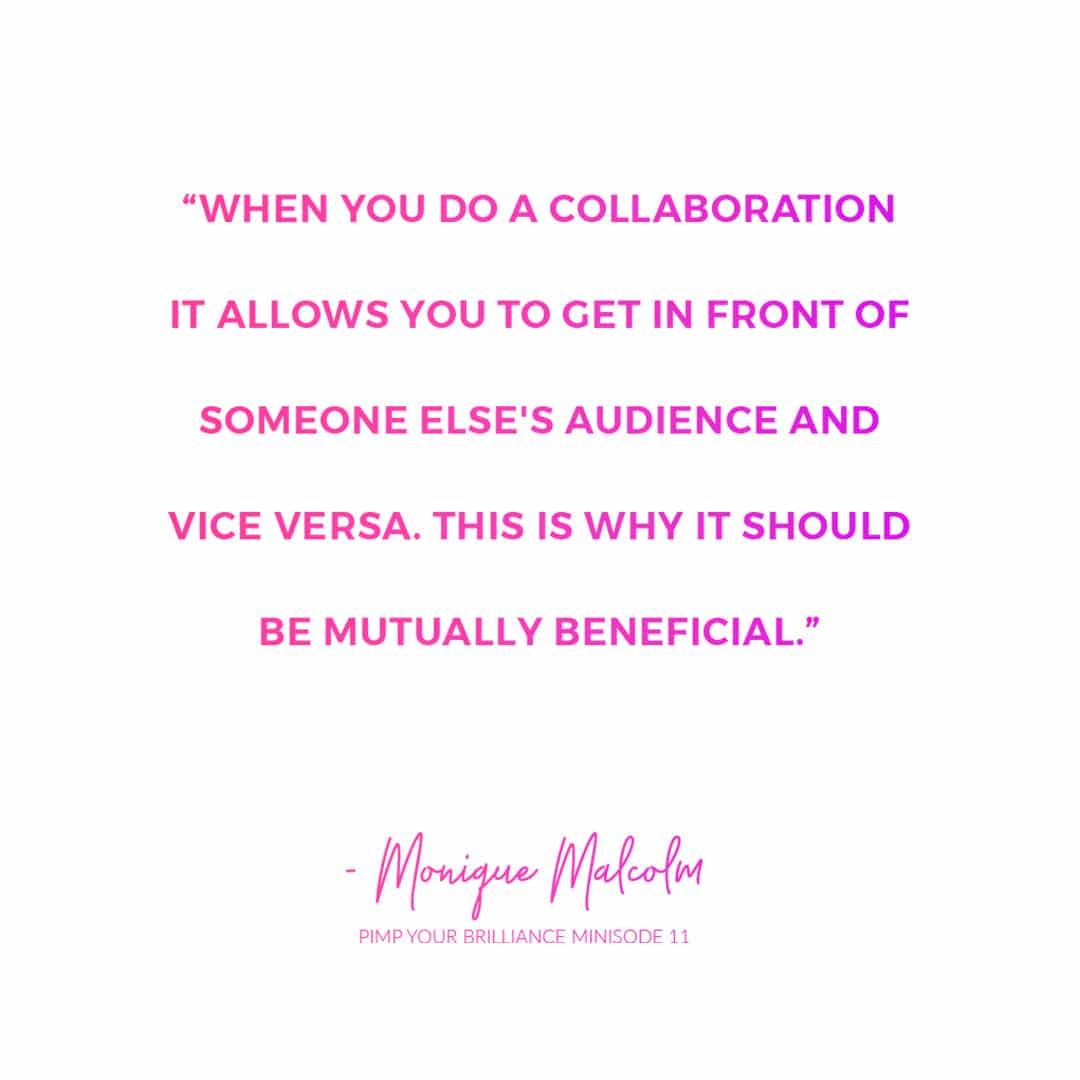 There's an art to pitching collaborations and more often than not creatives are missing the mark. In this podcast episode, I'm sharing the dos and don'ts of creative collaborations.
