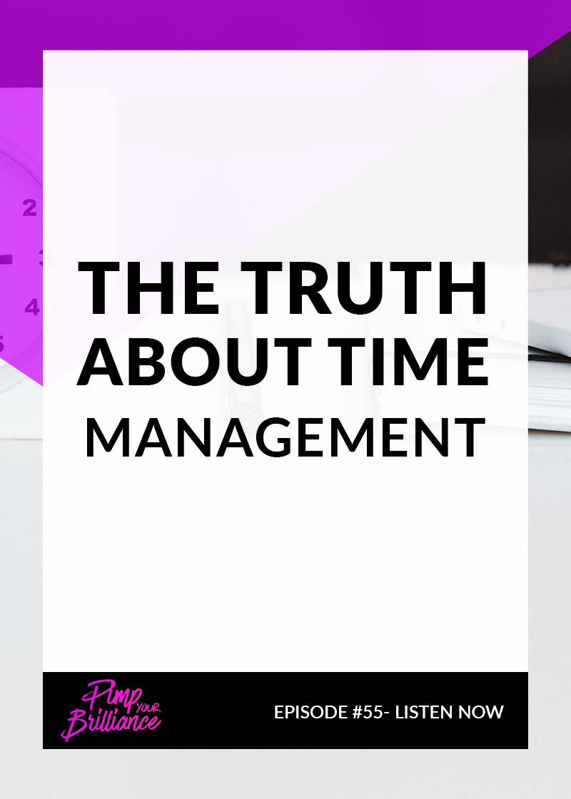 The most important lesson that I have learned about time management that no one tells you.