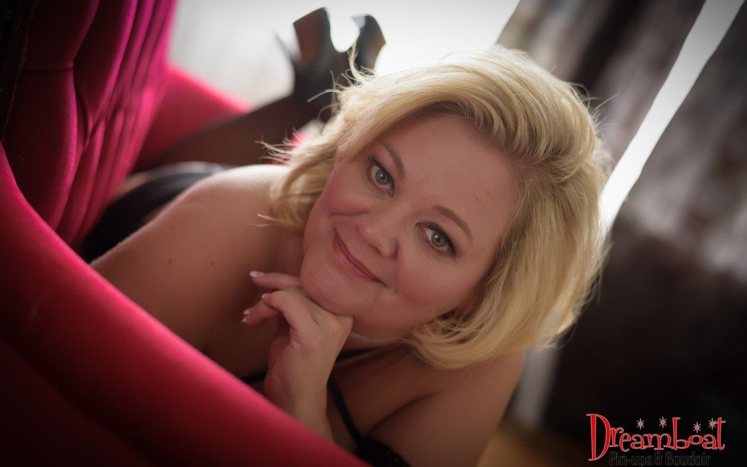 Ms K's boudoir session