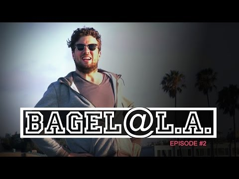 Le Bagel à Los Angeles – Episode 2 – YouTube