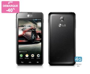 Lg – Optimus F5 Noir à 149€ au lieu de 249€, soit -40%