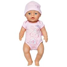 Baby Born intéractif Fille 43cm, Cadeau de noël pour fille