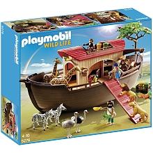 Arche de Noé et animaux de la savane Playmobil 5276