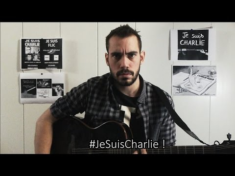 Chanson Je suis Charlie #JeSuisCharlie – JB Bullet