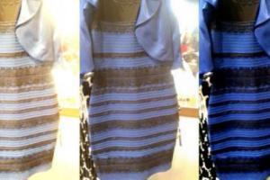 La robe qui a divisé Twitter sera mise aux enchères en blanc et or – lesoir.be