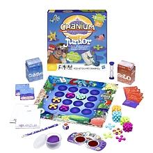 Hasbro - Cranium junior Cranium pour les plus petits !Cette version junior de Cranium comporte 8 différentes activités pour les petits.Chaque joueur trouvera son activité préférée : mime