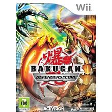 toys' r us Bakugan : les protecteurs de la terre pour Nintendo Wii