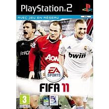 Electronic Arts - Jeu PlayStation2 - Fifa 2011 FIFA 11 redéfinit l'authenticité - avec ou sans le ballon - pour chaque joueur
