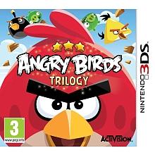 Jeu Nintendo 3DS - Angry Birds la Trilogie Angry Birds