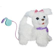 Hasbro - FurReal Friends - Gogo mon chien - Nouveau modèle GoGo se ballade