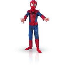 Déguisement Spider-Man - taille 3/4 ans Déguisement composé d'une combinaison imprimée et d'une cagoule.