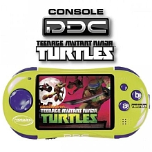 toys' r us Console PDC Tortues Ninja