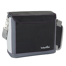 Thermo Box Noir/Hibiscus Produit complet : une housse pour garder au chaud