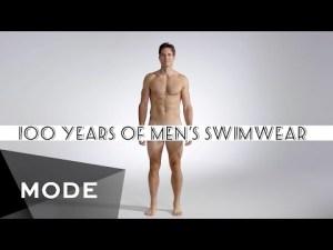 100 ans de maillots pour hommes résumé en 3 minutes – YouTube