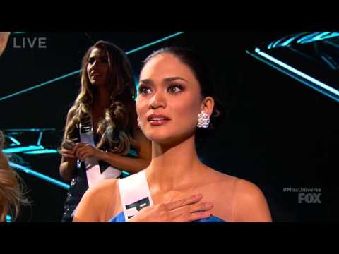 Steve Harvey annonce la mauvaise miss univers 2015 – YouTube