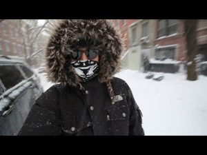 SNOWZILLA arrive sur new york 2016 NYC – YouTube