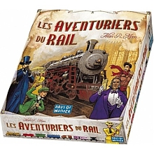 toys' r us Asmodée - Les Aventuriers du rail