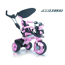 toys' r us Avigo - Tricycle City - Rose