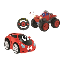 toys' r us Chicco - Voitures Billy coupé + Turbo Touch - Seulement chez Toysrus !
