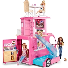 toys' r us Barbie Camping Car Duplex