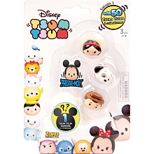toys' r us Tsum Tsum - Pack de 4 figurines assorties