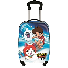 toys' r us Valise Rigide À Roulettes - Yo-Kai Watch