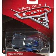Mattel--Disney-Pixar-Cars-3--Jackson-Storm--Vhicule-Miniature-Die-Cast-0-2