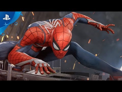 Spider-Man (PS4) 2017 E3 Gameplay Marvel – Youtube dailymotion vimeo