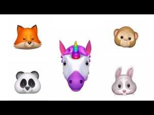 Animoji Karaoke le meme de l'Iphone X apple – Uptown Funk youtube
