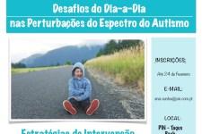 Workshop: Desafios do dia-a-dia nas Perturbações do Espetro do Autismo